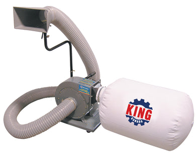 King Canada Dust Collector KC-1105C