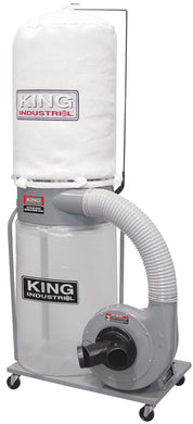 King Canada Dust Collector 110/220 Volt KC-3105C