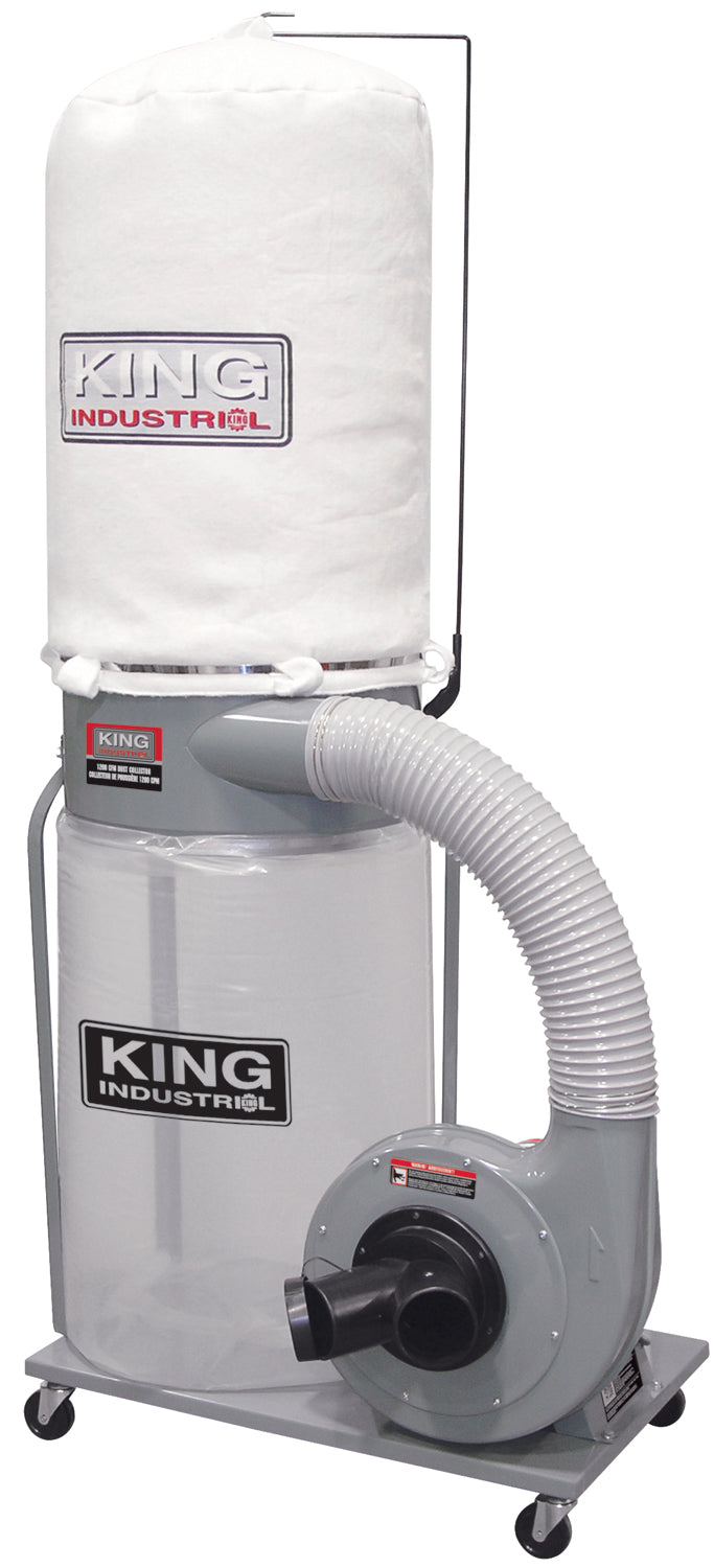 King Canada Dust Collector 220 Volt KC-3109C