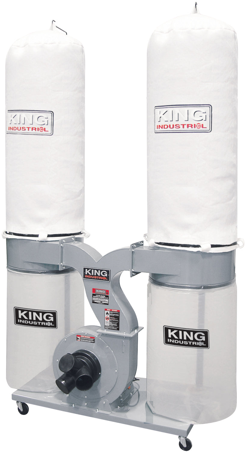 King Canada Dust Collector 220 Volt KC-4045C