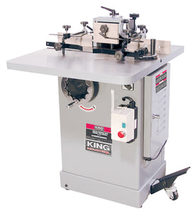 King Canada Industrial Woodworking Shaper KC-351S