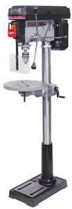 "King Canada 17"" Drill Press With Safety Guard KC-118FC-LS"