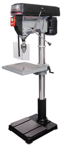 "King Canada 22"" Drill Press With Safety Guard KC-122FC-LS"