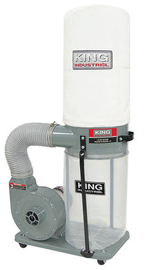 King Canada 120 Volts Dust Collector KC-2405C
