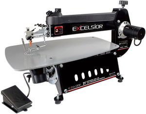 "King Canada 21"" Professional Scroll Saw XL-21/100"