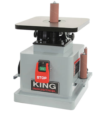 King Canada Oscillating Spindle Sander KC-OVS-TL