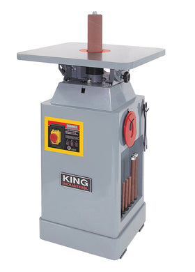 King Canada Oscillating Spindle Sander KC-OVS-FX3