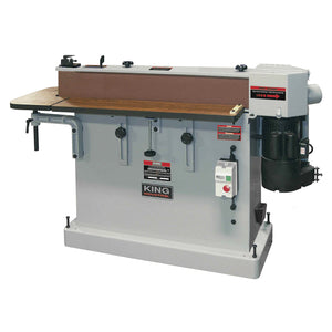 "King Canada 6"" X 108"" Oscillating Edge Sander KC-108-OSC"