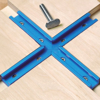 Rockler T-Track Intersection Kit