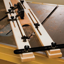Load image into Gallery viewer, Rockler Cove Cutting Table Saw Jig
