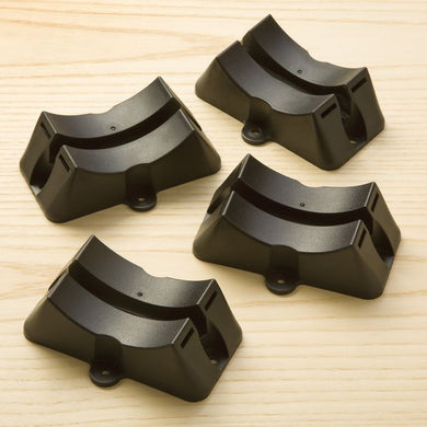 Rockler Blast Gate Bracket, 4-Pack