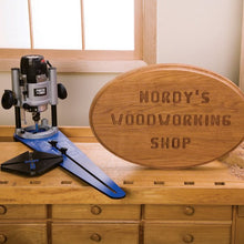 Load image into Gallery viewer, Rockler Ellipse/Circle Router Jig