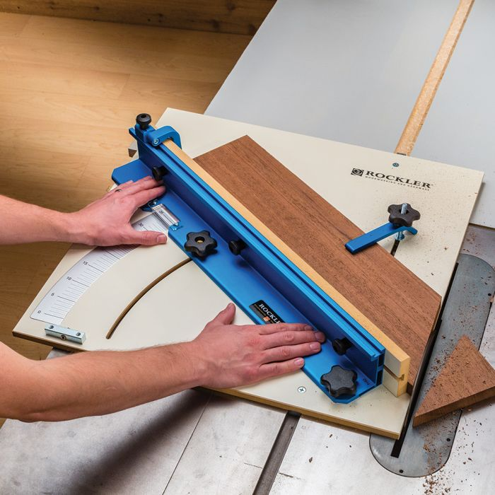 Rockler Tablesaw CrossCut Sled