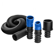 Load image into Gallery viewer, Dust Right FlexiPort Power Tool Hose Kit, 3' to 12' Expandable