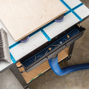 Dust Right® Bench Sweep