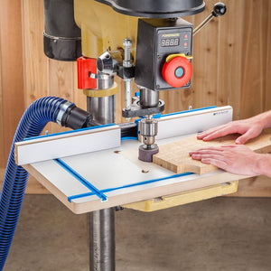 Rockler Drill Press Fence