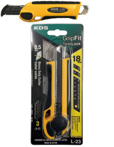 Grip Fit Twist Lock L  L-23