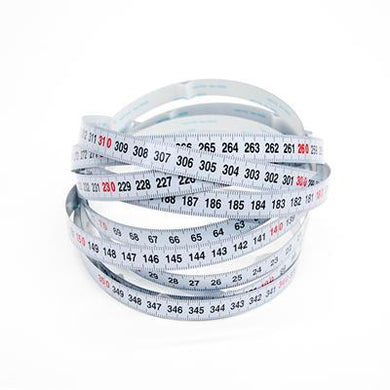 3.5-Meter Self-Adhesive Measuring Tape (L-R Reading)