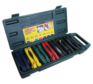 7 Pc Pocket Chisel Kit