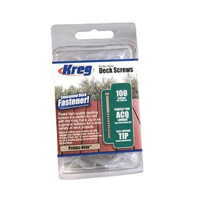 Protec-Kote™ Deck Screws - 100ct.