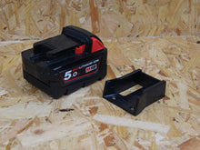 Load image into Gallery viewer, Milwaukee M18 Battery Mounts