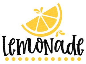 Lemonade Svg - Summer Svg Cut File - Lemons Svg - Lemonade Stand Svg - Lemon Svg Eps Dxf Png