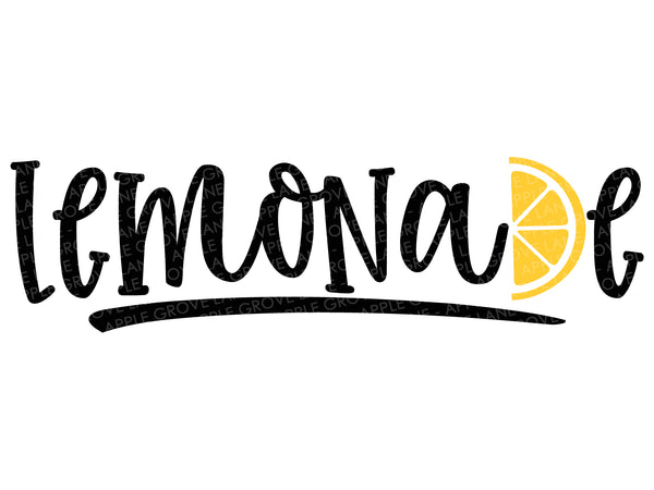 Lemonade Svg - Summer Svg - Lemons Svg - Lemonade Sign Svg - Lemonade Stand Svg - Svg Eps Dxf Png
