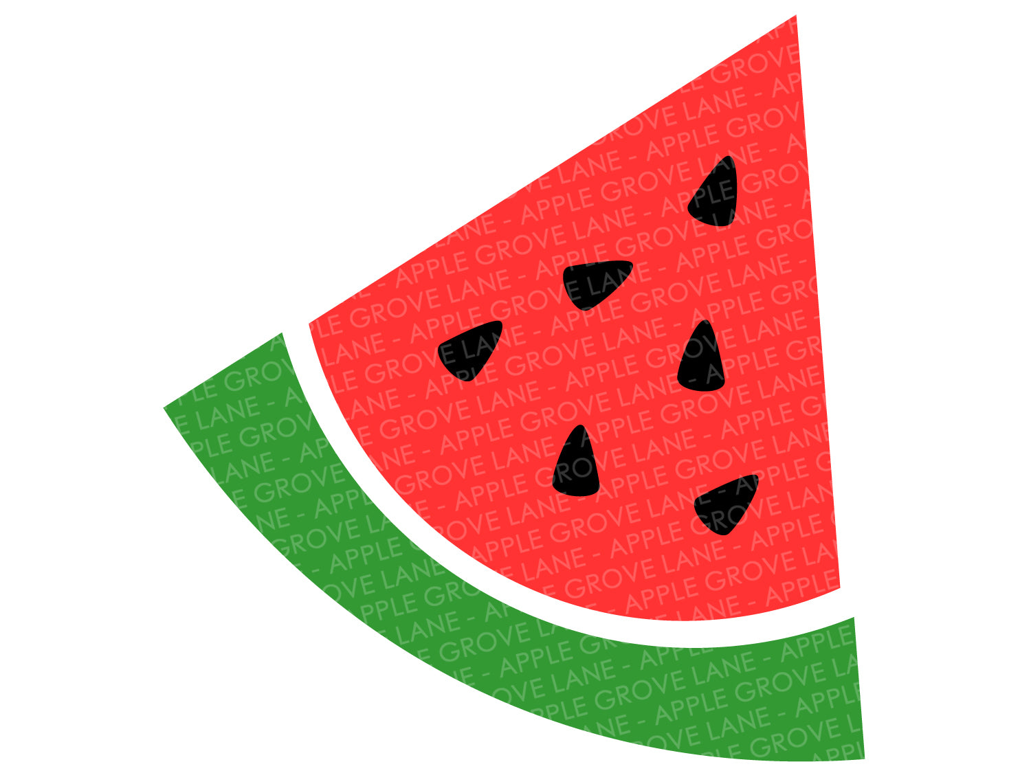 Watermelon Svg - Summer Svg - Melon Svg - Fruit Svg - Watermelon Clip Art - Fruit Clip Art - Watermelon Cut File - Svg Eps Dxf Png
