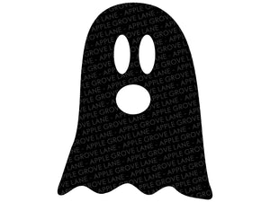 Ghost Svg - Ghost Clip Art Svg - Halloween Svg - Ghosts Svg - Boo Svg - Fall Svg - Goblins Svg - Svg Eps Png Dxf