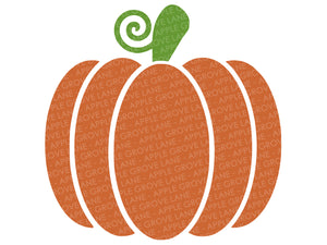 Pumpkin Svg - Halloween Svg - Thanksgiving Svg - Fall Svg - Pumpkin Patch Svg - Pumpkin Farm Svg - Svg Eps Png Dxf