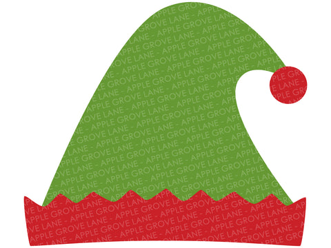 Elf Hat Svg - Elf Svg - Elf Hat Clip Art - Elf Hat Clipart - Christmas SVG - Elf Clipart - Elf Clip Art - Christmas Elf - Svg Eps Dxf Png
