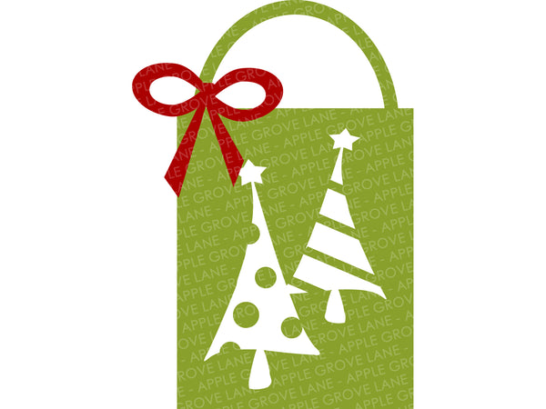 Christmas Present SVG Bundle - Christmas Svg - Christmas Present Clip Art - Christmas Gift Svg Cut File - Gift Bag Svg - Eps Dxf Svg Png