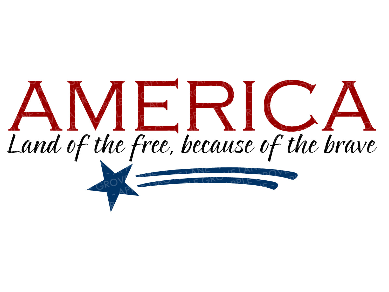 America Svg - Patriotic Svg - 4th of July Svg - Flag Svg - Fourth of July Svg - Star Svg - Svg Eps Dxf Png