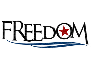 Freedom Svg - Patriotic SVG - Military Svg - Freedom Clip Art - 4th of July Svg - Veteran Svg - Soldier Svg - Svg Eps Dxf Png