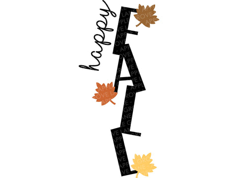 Fall Leaves Svg - Fall Svg - Autumn Svg - Thanksgiving Svg - Autumn Leaves Svg - Svg Eps Png Dxf