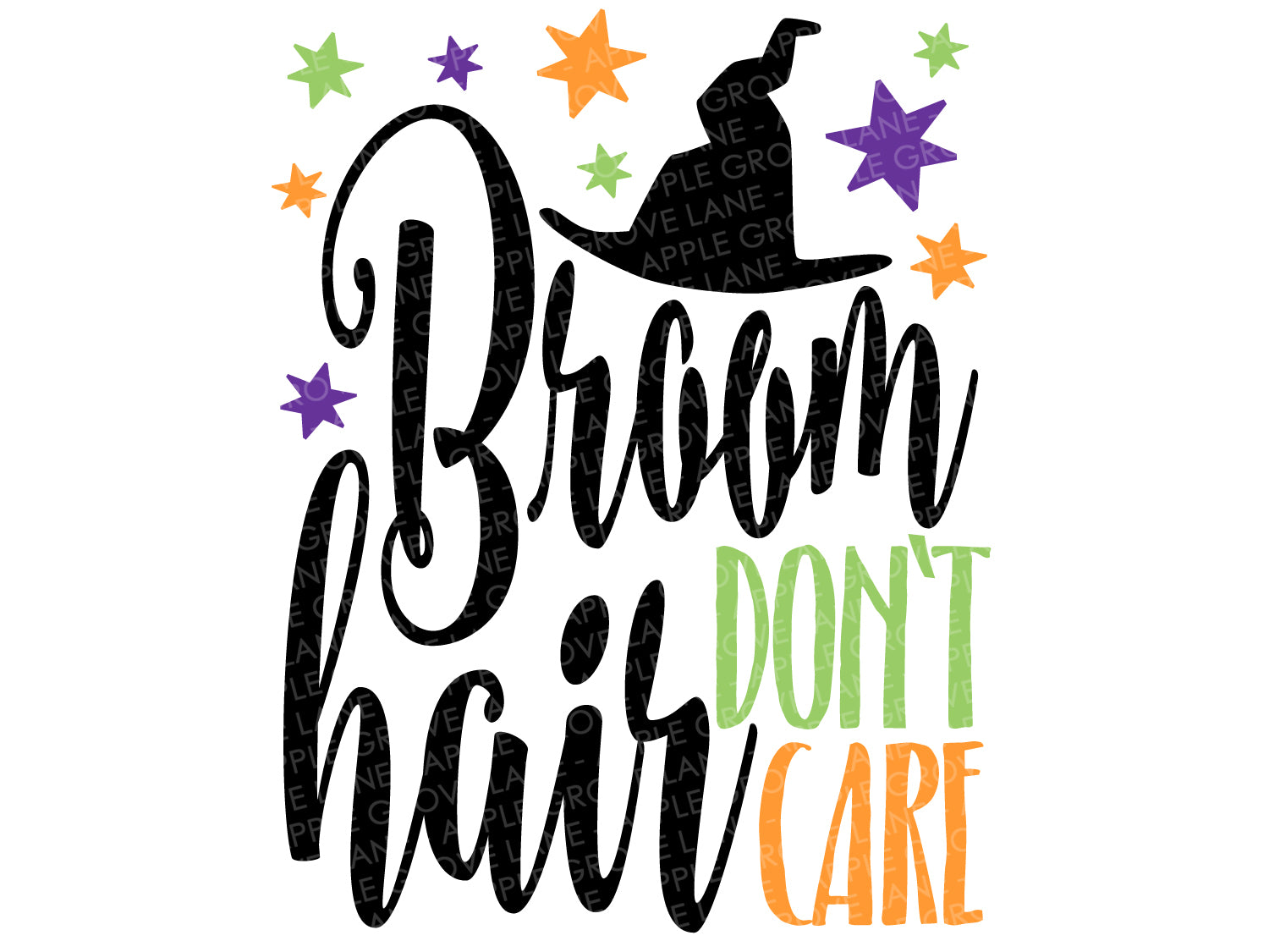 Broom Hair Svg - Witch SVG - Halloween Svg - Fall Svg - Halloween Witch Svg - Funny Halloween Svg - Witch Clip Art - Svg Eps Dxf Png