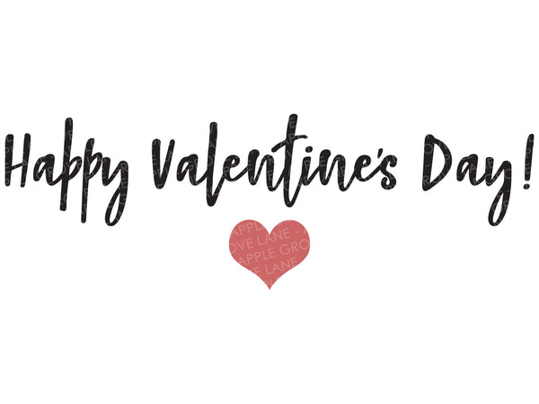 Happy Valentines Day Svg - Valentine Svg - Valentines Day Svg - Heart Svg - Valentine Shirt Svg - Kids Valentine Svg - Svg Eps Dxf Png
