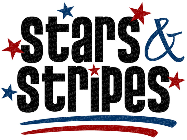 Stars & Stripes Svg - Patriotic Svg - Flag Svg - Military Svg - 4th of July Svg - Soldier SVG - Veteran Svg - USA Vector - Svg Eps Dxf Png