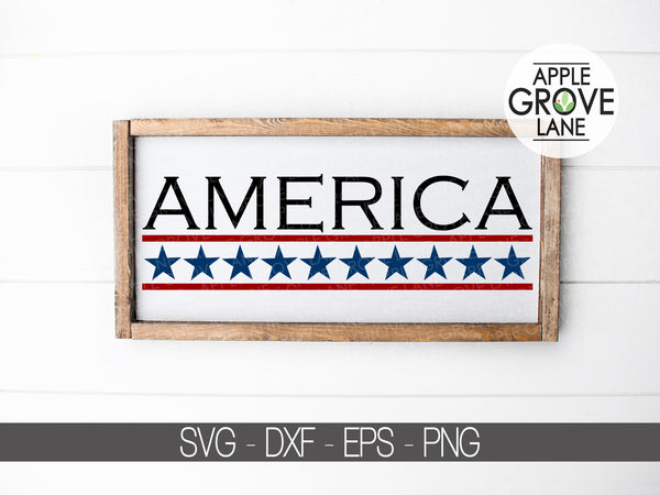 America Svg - USA Svg - Patriotic SVG Cut Files - Military Svg - Flag Svg - Soldier Svg - Veteran Svg - Patriotic Clip Art - Svg Eps Dxf Png