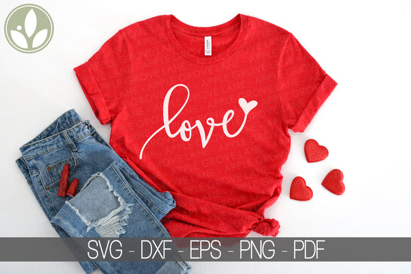 Love Svg, Valentine SVG, Valentines Day Svg, Valentine Love Svg, Cutting File, Valentine Sign Svg, Valentines Clipart, Heart Svg Eps Dxf Png