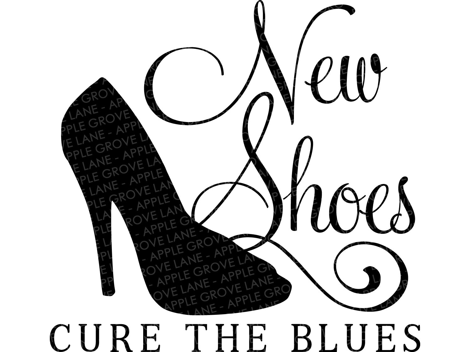 Women Svg File, Shoes Svg, Girl Shoes Svg, Shopping Svg, New Shoes Svg, Clothes Svg, Shoes Clipart, Funny Svg - Svg, Dxf, Eps, Png