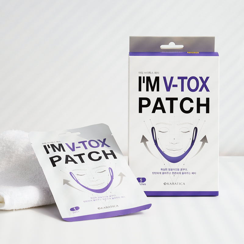 I'M V-TOX PATCH (5 Packets)