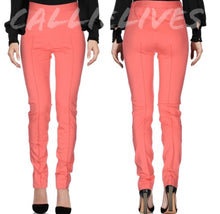 Load image into Gallery viewer, Elaine Ponte: Moschino Cheap Chic Coral Work Pants