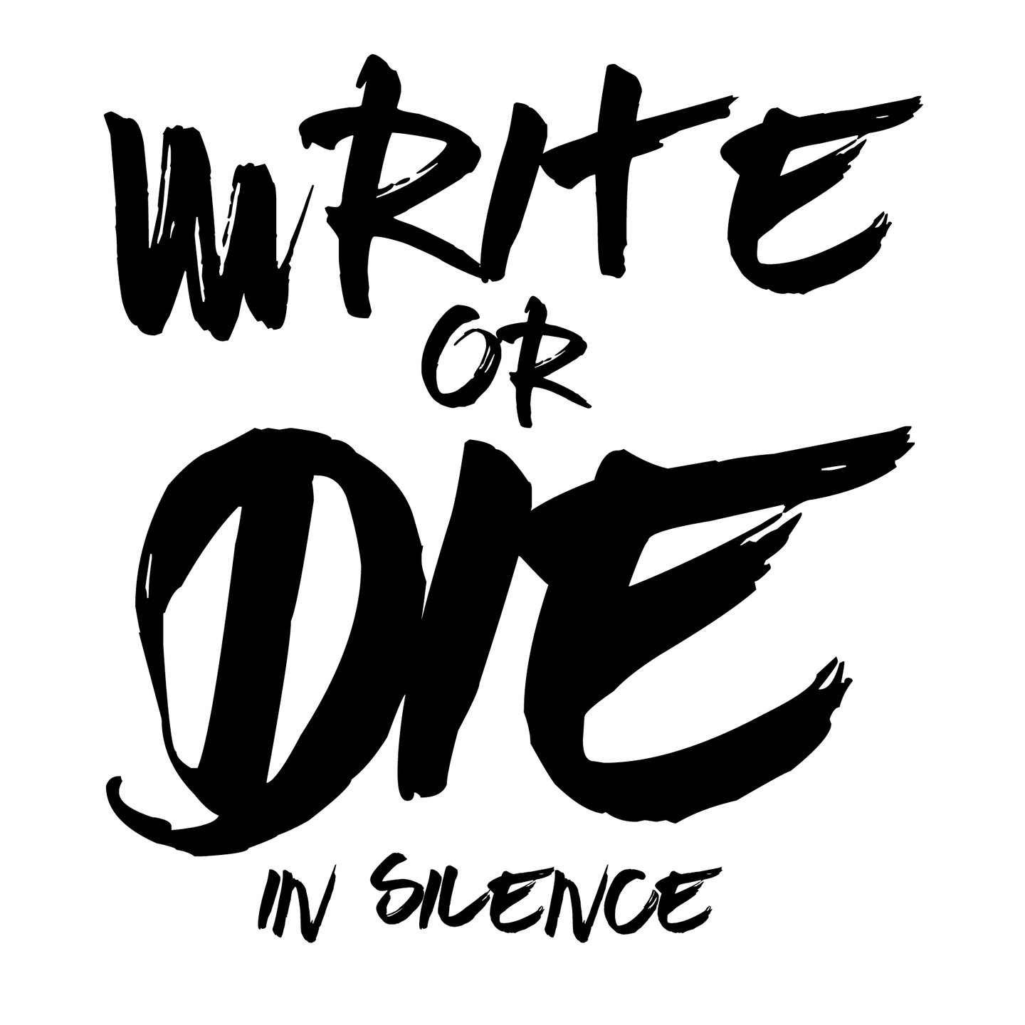 Write Or Die In Silence, Inc. - callielives