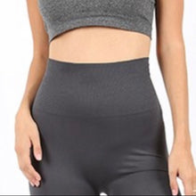Load image into Gallery viewer, Miz TUMMY-CONTROL: Charcoal HIGH WAIST Leggings