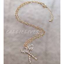Load image into Gallery viewer, Callie Cuts: Scissor Pendant Necklace