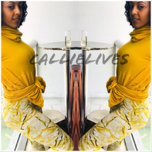 Load image into Gallery viewer, Miz GoldBar: Yellow White 3D graphic Legging - callielives
