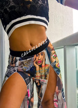 Load image into Gallery viewer, Callie Beauty Sultan: Thigh Split Harem Pants - callielives