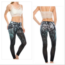 Load image into Gallery viewer, Miz Plus: Winter Tree Branch 3D Illusion Leggings, Leggings & Joggers, CallieLives