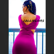 Load image into Gallery viewer, Callie Bead Me to the Max: Gold Beaded Maxi Dress - callielives